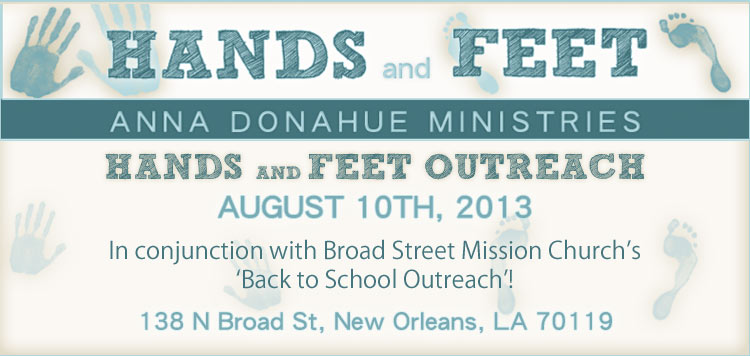 Hands and Feet Outreach