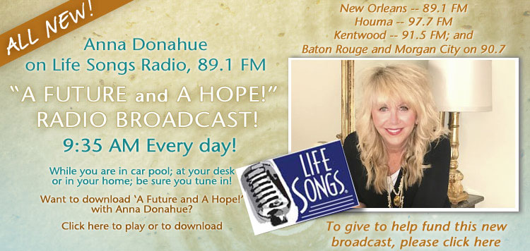 Life Songs Radio Broadcast