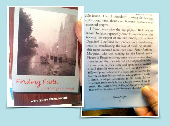 Finding Faith in the City Care Forgot