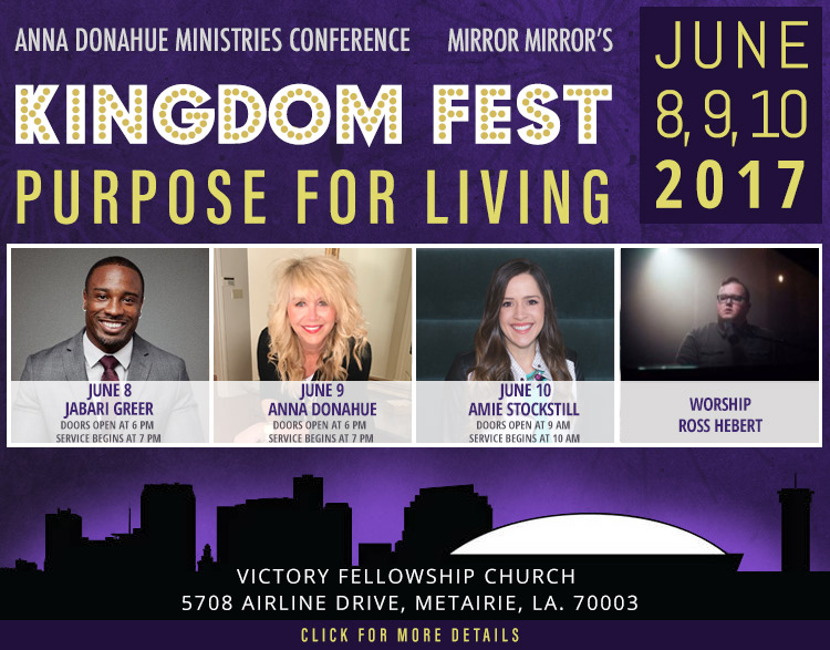 Kingdom Fest 2017 Featured Guest Speakers and Worship Leader